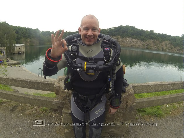 Great week of rebreather try dives and Rebreather tune ups :-) - Rebreatherpro-Training