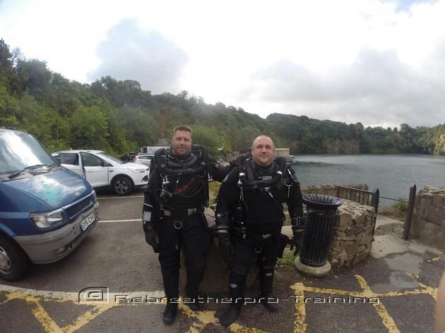 A new JJ-CCR Diver - Rebreatherpro-Training