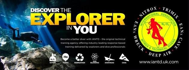 Sidemount Course in Gozo/Malta - Rebreatherpro-Training