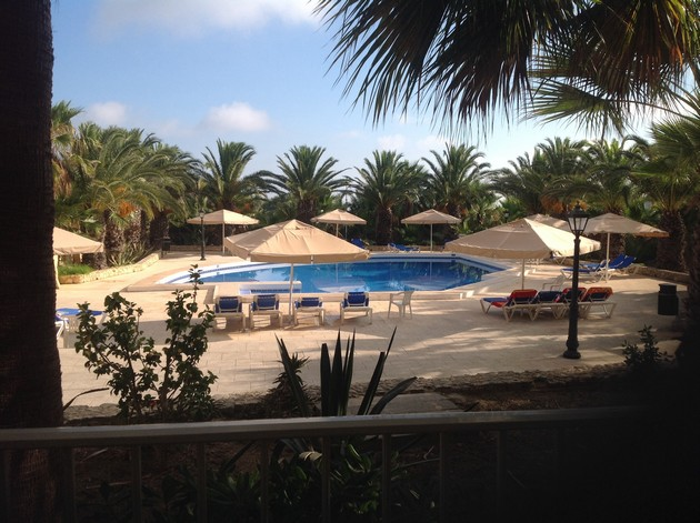 Great view in Gozo - Rebreatherpro-Training