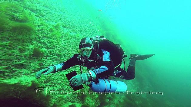 IART Extended Range Normoxic Trimix Diver Course. - Rebreatherpro-Training