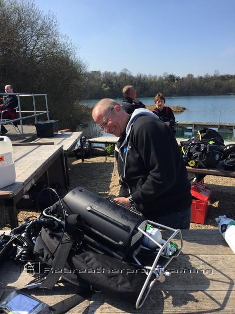 JJ CCR Crossover at Nemos Dive Academy. - Rebreatherpro-Training