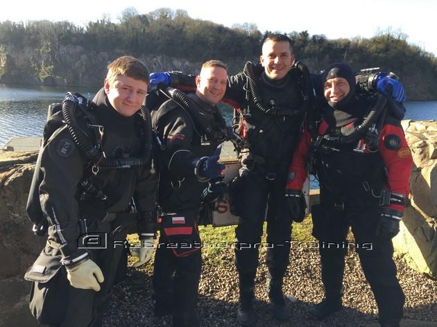 JJ-CCR Course with Diving Explorers. - Rebreatherpro-Training