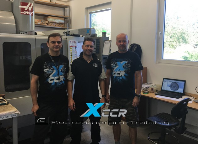 XCCR Factory Training - Rebreatherpro-Training