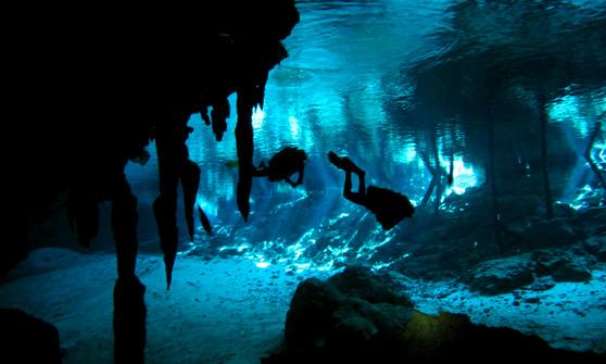 Rebreather Cavern Diver Course - Rebreatherpro-Training