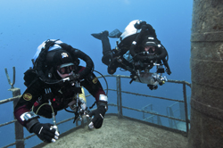 Padi Rebreather Diver & Advanced Rebreather Diver Course - Rebreatherpro-Training