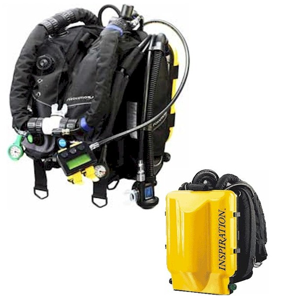 Rebreather Experience - Rebreatherpro-Training