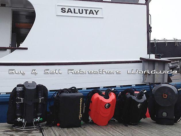 Which rebreather? - Rebreatherpro-Training