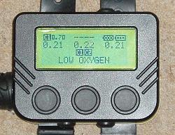 Understand Constant Oxygen Partial Pressure - Rebreatherpro-Training