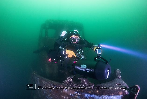 TDI Diver Propulsion Vehicle (DPV) Course - Rebreatherpro-Training