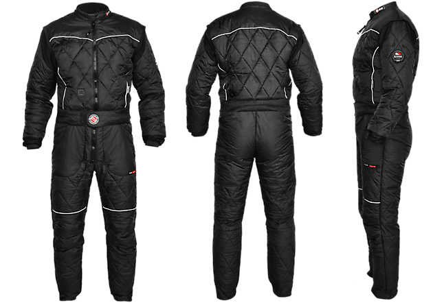 Santi BZ400 undersuit - Rebreatherpro-Training