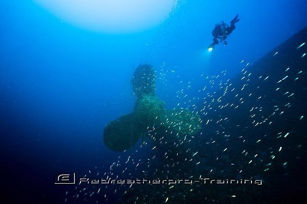 TDI ADVANCED WRECK DIVER - Rebreatherpro-Training