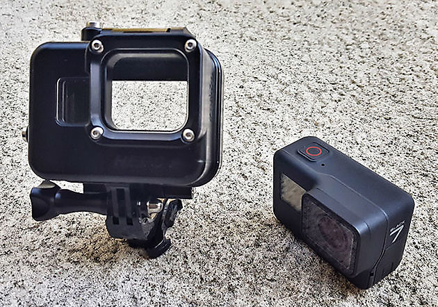 Golem Gear GoPro 150 Housing - Rebreatherpro-Training