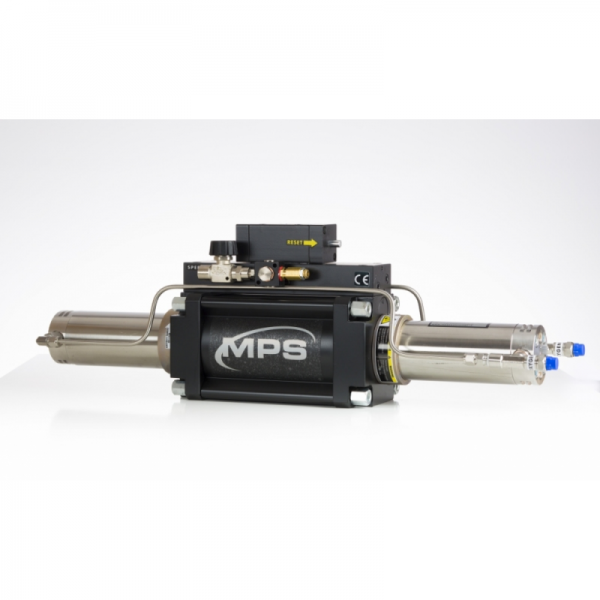 MPS C6X Diving Gas Booster Integration - Rebreatherpro-Training