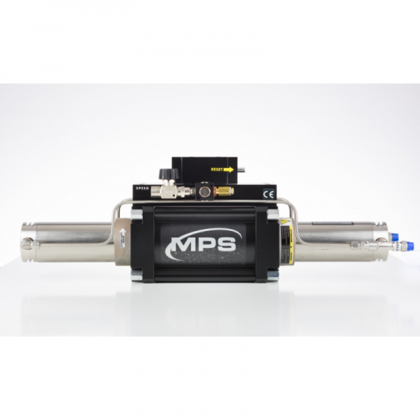 MPS C4X Diving Gas Booster Integration - Rebreatherpro-Training