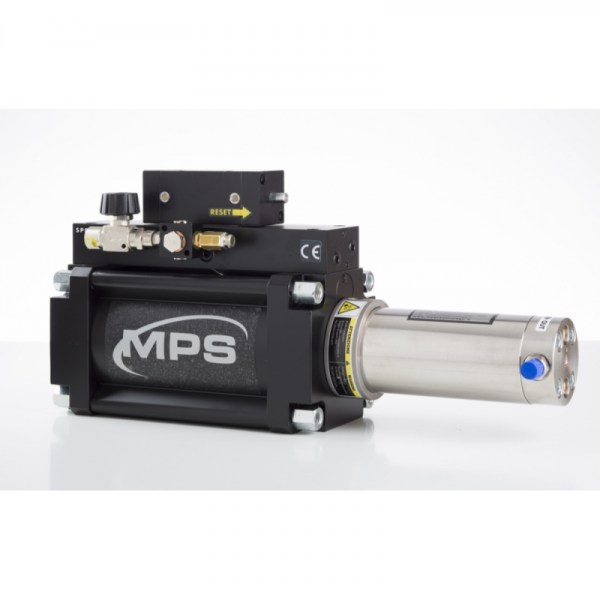 MPS C4 Diving Gas Booster Integration - Rebreatherpro-Training