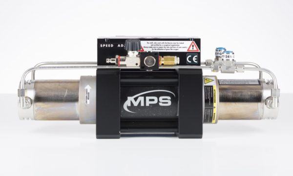 MPS C2X Diving Gas Booster Integration - Rebreatherpro-Training
