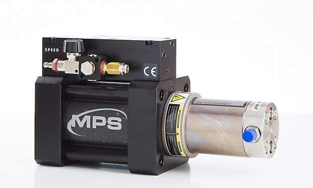 MPS C2 Diving Gas Booster Integration - Rebreatherpro-Training