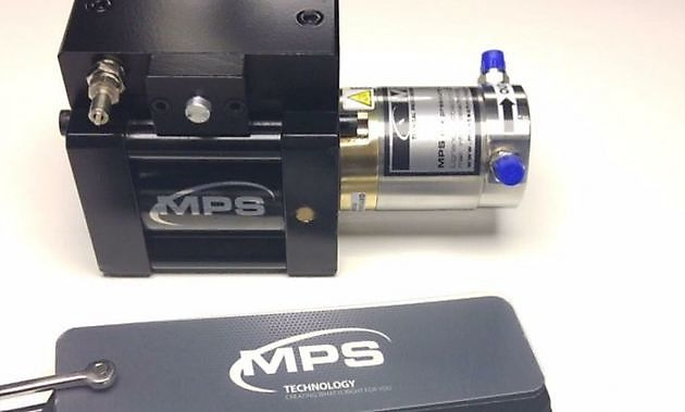 MPS C1 Diving Gas Booster Integration - Rebreatherpro-Training