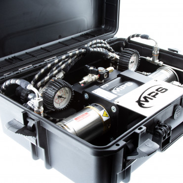 MPS C2X Diving Gas Booster Expedition - Rebreatherpro-Training