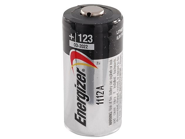 Energizer CR123 3V Lithium Battery - Rebreatherpro-Training