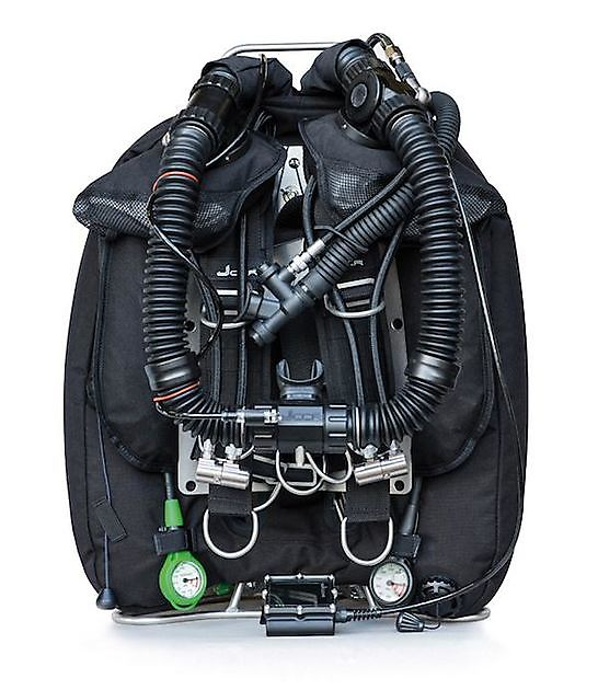 JJ CCR the 4x4 of rebreathers - Rebreatherpro-Training
