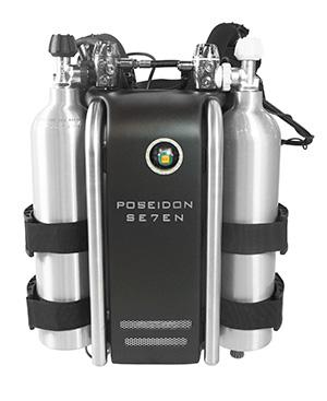 Poseidon MKVI - Rebreatherpro-Training