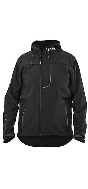 Santi AfterDive Crew SoftShell Jacket - Rebreatherpro-Training