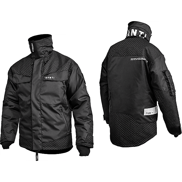 Santi AfterDive EXPEDITION SILVER MOON JACKET - Rebreatherpro-Training