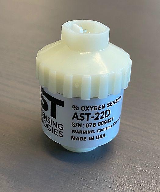 OXYCHEQ AST-22D - Rebreatherpro-Training