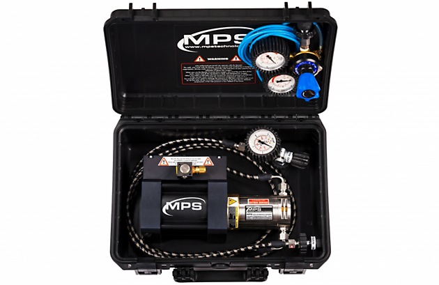 MPS C2 Diving Gas Booster Expedition - Rebreatherpro-Training