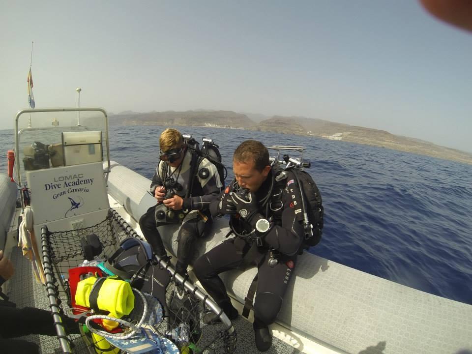 Open Circuit Diving