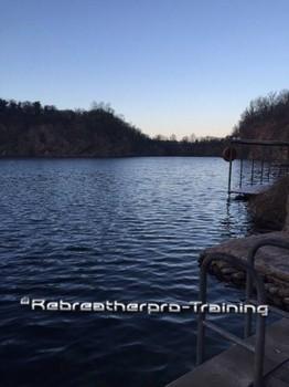 Last course of 2014 Rebreatherpro-Training