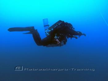 Deco Time :-) Rebreatherpro-Training