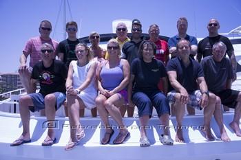 Res Sea Team photo :-) Rebreatherpro-Training
