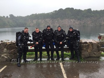 JJ-CCR TDI air deco diver course Rebreatherpro-Training