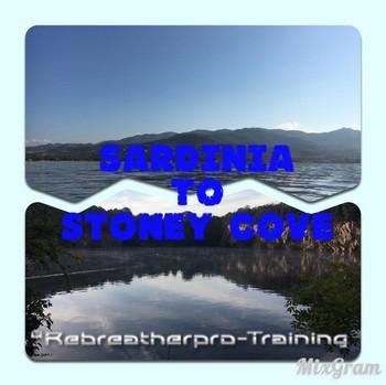 Sardinia to Stoney Cove Rebreatherpro-Training