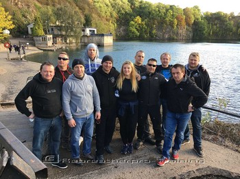 Congratulations to all the guys from Diving Explorers Rebreatherpro-Training