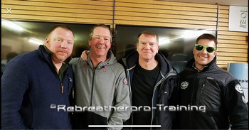 Congratulations to George, Ian and Paul Rebreatherpro-Training