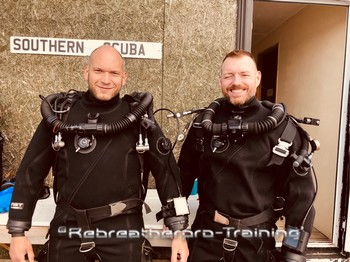 Rebreather Experience Rebreatherpro-Training