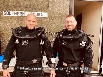 Rebreather Experience Rebreatherpro-Training