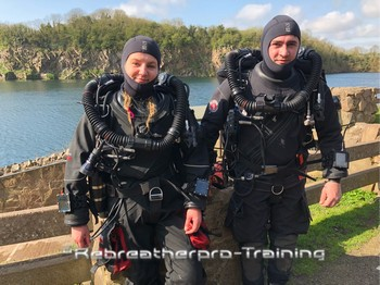 JJ-CCR Mod1 Course. Rebreatherpro-Training