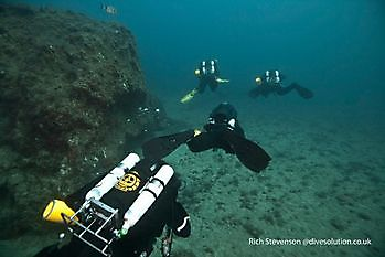Considering rebreather diving Rebreatherpro-Training