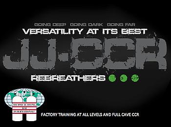JJ-CCR Rebreatherpro-Training