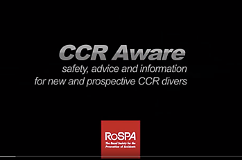 CCR Aware Safety advice and information for new and prospective CCR divers Rebreatherpro-Training