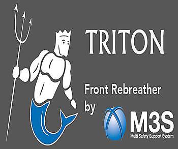 Triton CCR Rebreatherpro-Training