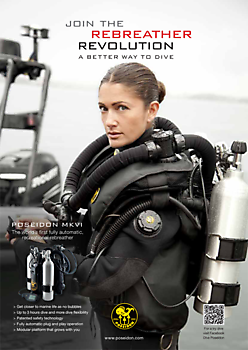 Poseidon MKVI Rebreatherpro-Training