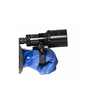 Ammonite Nautilus Focusable LED, 24aH Accuthermo Battery & HD waterproof Case kit Rebreatherpro-Training