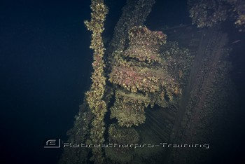 HMS Britannic is the wreck that was located and explored by Jacques-Yves Cousteau in 1975 Rebreatherpro-Training