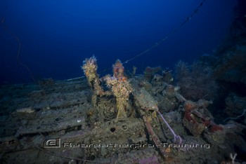 Iron Bottom Sound in Guadalcanal, The Solomons Rebreatherpro-Training